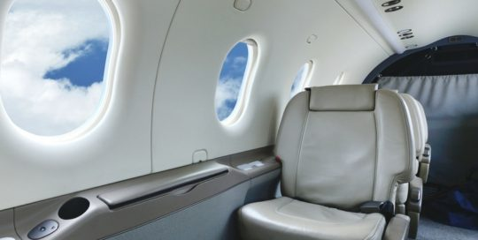 FAA Certifications & VIP Interiors